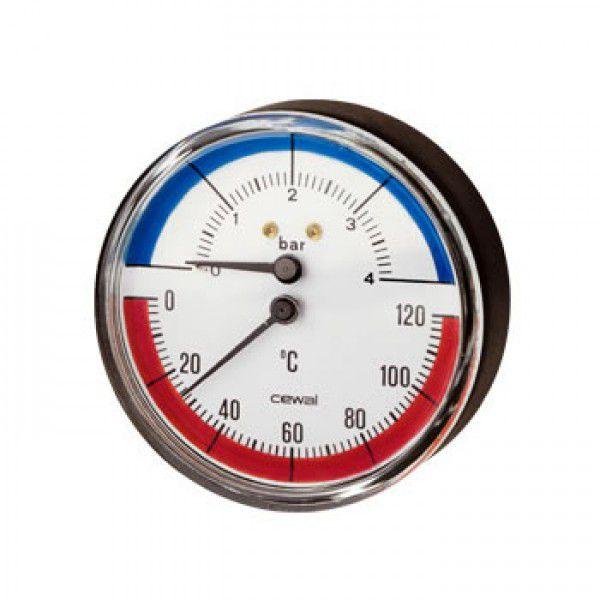 температура воды в системе отопления