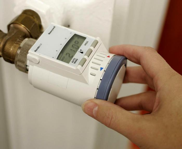 терморегуляторы для радиаторов