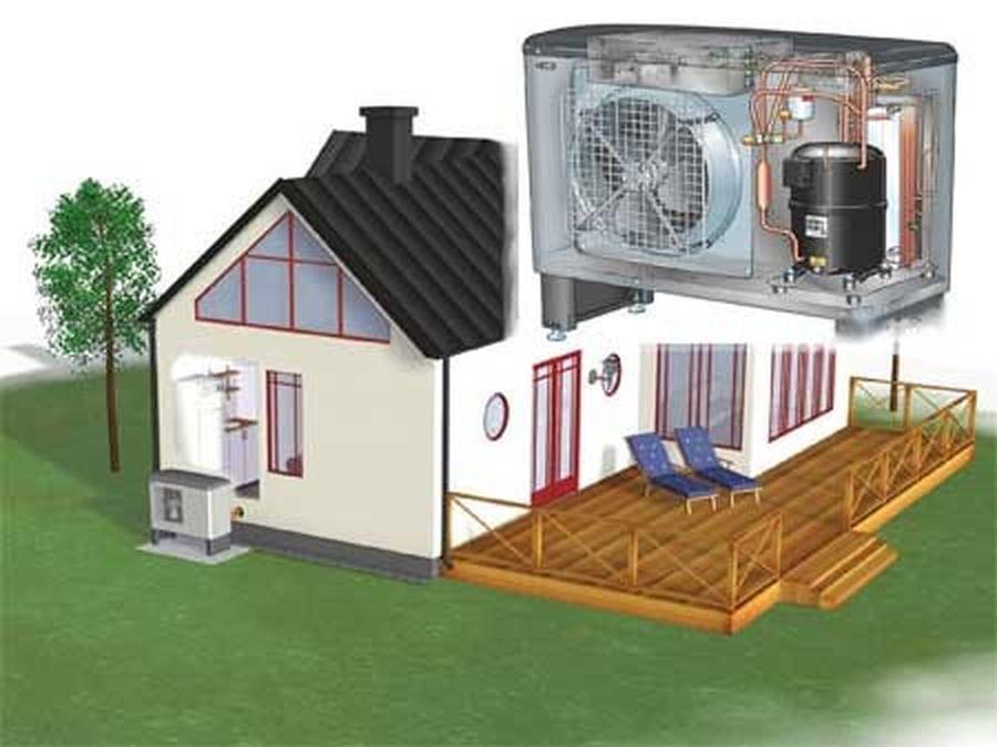 тепловой насос для отопления дома принцип работы (главный ключ)