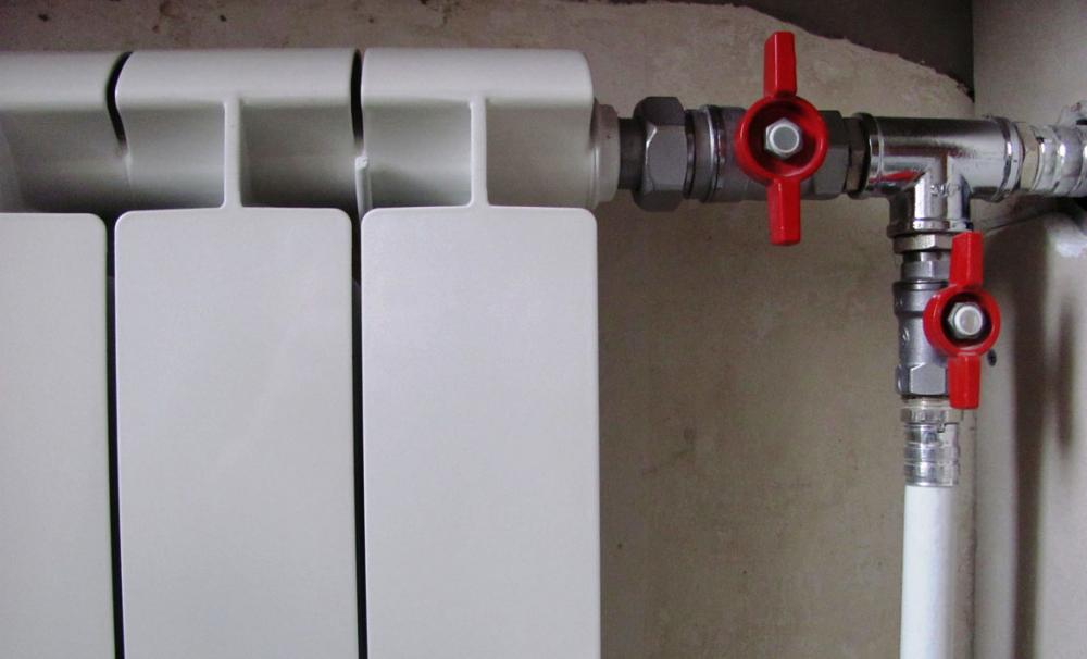 подключение радиатора к металлопластиковой трубе