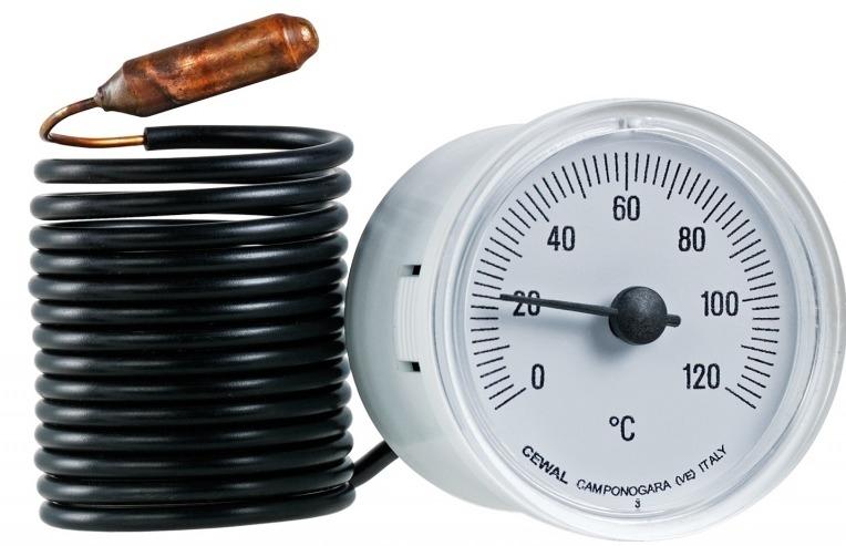 Cewal T 40 P термометр капиллярный - купить недорого, хорошие цены ...