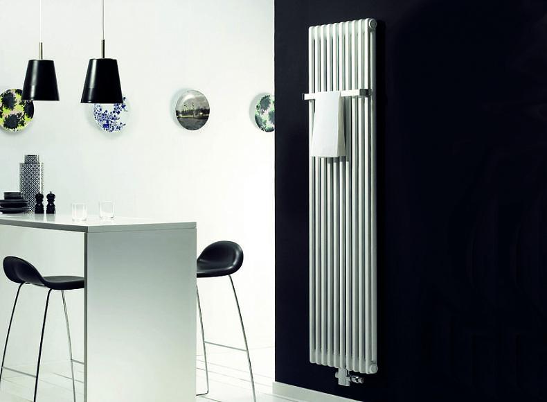 Delta Electric - электрический трубчатый вертикальный радиатор ...