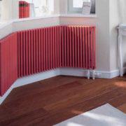 Высокие радиаторы отопления: особенности приборов, рекомендации по монтажу