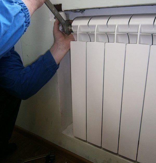 Замена батарей отопления в квартире зимой, можно ли менять в ...