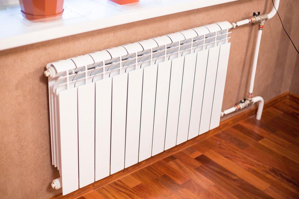 Алюминиевые и биметаллические радиаторы отопления Rifar для квартиры ...