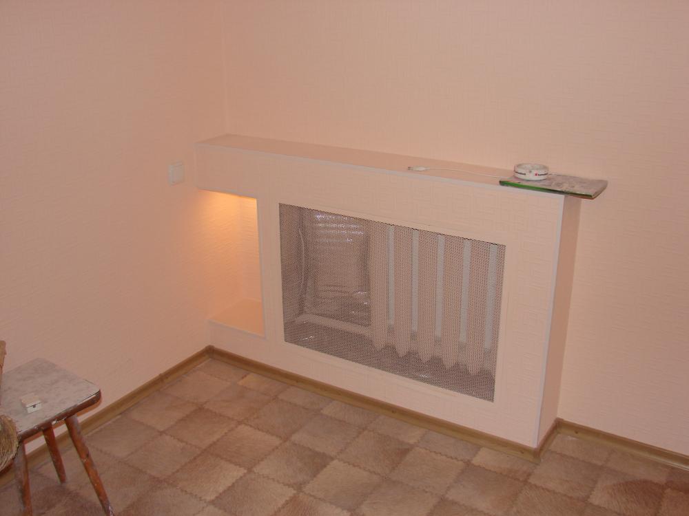 закрыть радиатор отопления