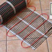 Как выбрать электрический теплый пол под плитку — советы и лучшие производители