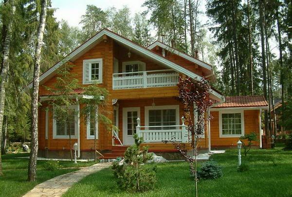Правильно построенным каркасно-щитовым домам не страшны сильные ветра и землетрясения