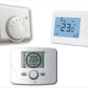 Как подключить термостат к газовому котлу — правила и схемы установки