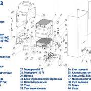 Технические характеристики газовой колонки Вилатерм (Vilterm) — детальный обзор