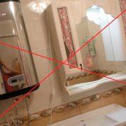Можно ли установить газовый котел в ванной комнате: плюсы и минусы установки