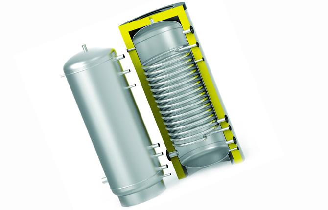 Теплоаккумулятор из Белоруссии