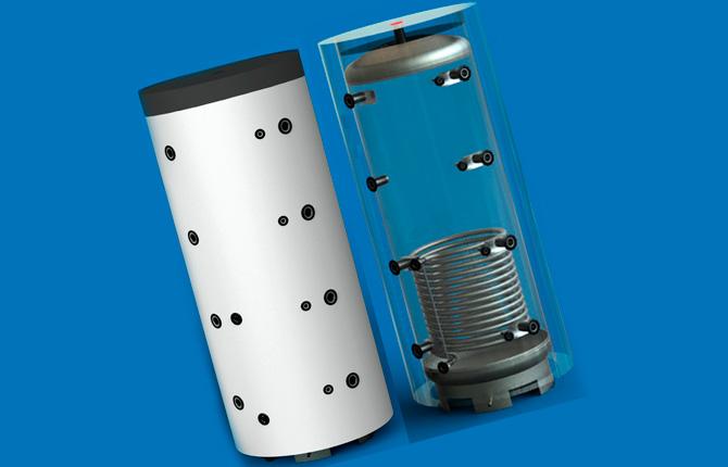 Теплоаккумуляторы венгерского производителя